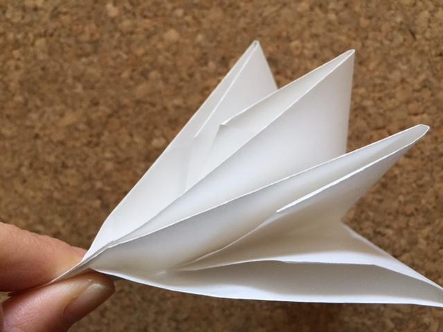 ぽう っ 折り紙 て 紙