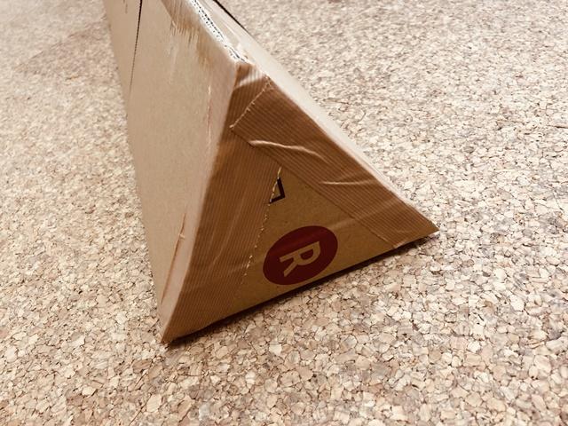 傘の梱包段ボール6