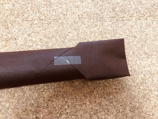 傘の梱包ラッピングシート3